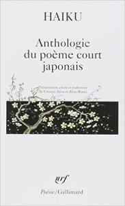 Anthologie Haiku Gallimard