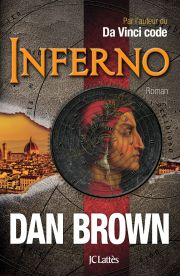Inferno de Dan Brown (édition JC Lattès)
