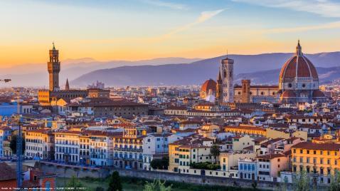 Ville de Florence (Firenze)