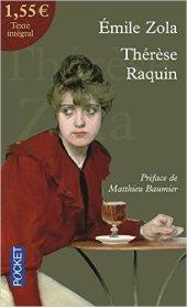 Thérèse Raquin d'Emile Zola - Pocket édition