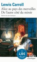 Alice aux pays des merveilles de Lewis carroll - Folio livres