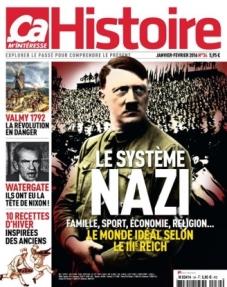 couverture ça m'intéresse Histoire janvier - février 2016