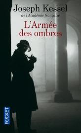 L'armée des ombres de Joseph Kessel - pocket edition