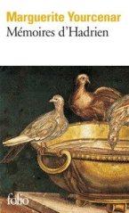 Mémoires d'Hadrien de Marguerite Yourcenar - folio livres