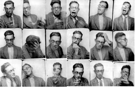 Portraits de Raymond Queneau
