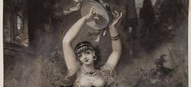 Esmeralda Notre dame de Paris Victor Hugo