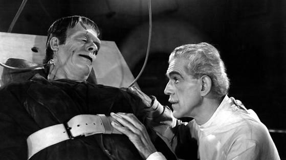 image du film Frankenstein