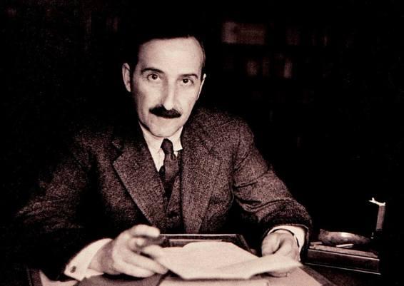 Portrait photo de Stefan Zweig auteur