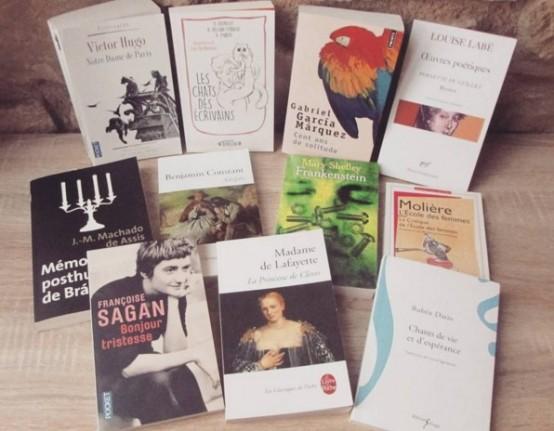 bilan de lecture du mois de janvier 2016 - les plumes baroques blog littérature