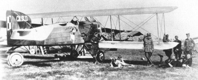 biplan avion première guerre mondiale combat aérien L'équipage joseph kessel