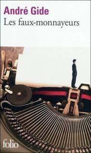 couverture livre les faux-monnayeurs - André Gide - folio