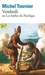 couverture Vendredi ou les Limbes du pacifique de Michel Tournier - folio
