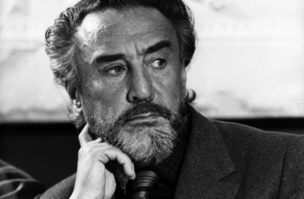 portrait photo de Romain gary