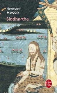 Siddhartha d'Hermann Hesse - couverture le livre de poche