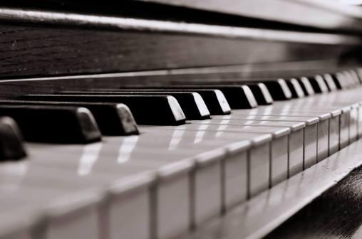 touches de piano photo
