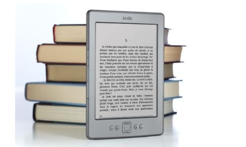 Liseuse contre livre papiers - vs