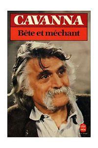 couverture-bete-et-mechant-de-cavanna-livre-de-poche